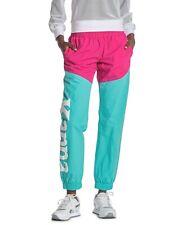 NWT Kappa Active Logo Women Pants Fuchsia/Green Small