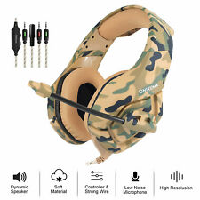 Stereo Bass Surround Wired Gaming Headset MIC for PS4 Slim Pro New Xbox One PC