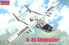 Roden 1:32 Cessna O-2A Skymaster USAF Aircraft Model Kit
