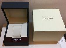 Scatola e contro scatola per orologio Longines
