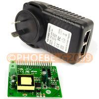 Gigabit Raspberry Pi 4 4B 3B+ 3B Plus PoE Kit (5V4A 20W HAT+ Injector)