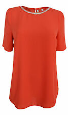 Wallis Scoop Neck Semi Fitted Tops & Shirts for Women