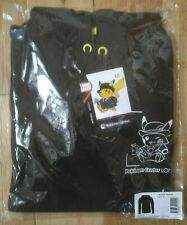 More details for pokemon center london pikachu apparel hoodie with tag freepost adult medium
