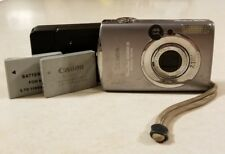 Canon PowerShot Digital ELPH SD800 IS 7.1MP Digital Camera WORKS GREAT