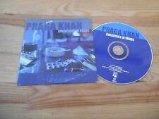 CD Indie Praga Khan - Breakfast In Vegas (2 Song) MCD FINGERLICKING GOOD cb
