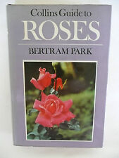 ROSES  by Bertram Park - Hardback with dustjacket, 1969