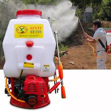 Atomizzatore a scoppio a spalla nebulizzatore zainato 20 L 25.4 cc 2 tempi