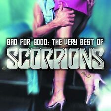 Bad for Good: The Very Best of Scorpions by Scorpions (CD, May-2002, Hip-O)