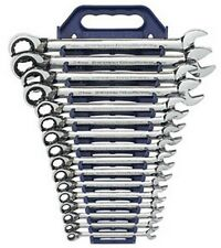 Gearwrench 9602N Reversible Combination Ratcheting Set METRIC, 16pc.