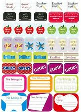 Over 1000 Reward Stickers Book for Children Kids School Home Potty Training ST