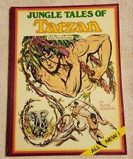 Jungle Tales of Tarzan by Edgar Rice Burroughs 1st Burne Hogarth