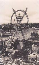 A9758) WW1 REDIPUGLIA, TOMBA DI ALPINI MORTI NEL 1917 IN VAL MUCILE.