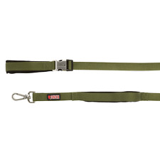 (New) KONG Padded Handle Dog Leash 6' - Green