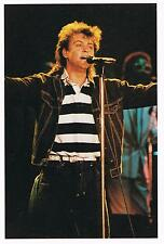 THREE for PRICE OF ONE >PAUL YOUNG ,HIGH QUALITY+VALUE GLOSS POSTCARD NEW FREEpp