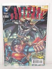 BATMAN SUPERMAN #12 - Shane Davis Variant - GREG PAK Rainey LASHLEY - New 52 DC
