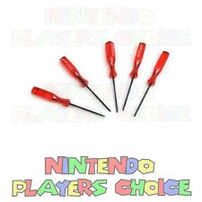 5 NEW Tri-Wing Tri Tip Screwdriver for NDS DS Lite NDSL Wii GBA SP Repair Tool