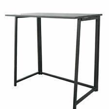 Simple Collapsible Computer Desk Foldable Laptop Table Home Office Furniture