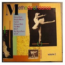 METHODS OF DANCE VOL.2  VIRGIN RECORDS NEW WAVE SAMPLER