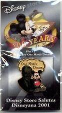 Disney 100 Years of Dreams Pins: Disneyana - Pin #1