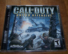 Activision - CALL OF DUTY UNITED OFFENSIVE Expansion Pack -  2 Discs - Rated T