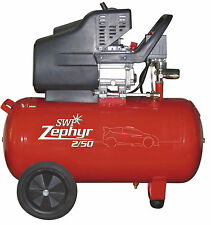 SWP Zephyr 2/50 50ltr Air Compressor, Direct Drive 2hp ideal for air tools.