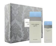 Dolce & Gabbana Light Blue 100ml Eau de Toilette & 25 ml Eau de Toilette OVP