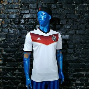 Germany Team Jersey Home football shirt 2014 - 2015 Adidas G87445 Mens Size M
