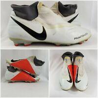 Nike Phantom VSN Elite DF FG Vision Platinum Soccer Cleats AO3262-060 Sz 8