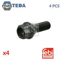 4x FEBI BILSTEIN WHEEL BOLT NUT SET KIT 18903 P NEW OE REPLACEMENT