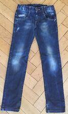 Zara Jeans blau Gr. 7-8J 128 verstellbar