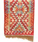 vintage wool kilim rug, handmade kilim small rug