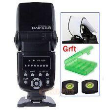 WANSEN WS-560 Flash Speedlite for Nikon D7200 D7100 D7000 D610 D5300 D5200 D3300