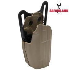Etui Holster Safariland GLS Pro-Fit 577 Long GAUCHER Coyote