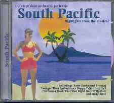SOUTH PACIFIC - HIGHLIGHTS: STAGE DOOR ORCHESTRA - NEW SEALED CD