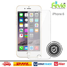 Fevio Clear Tempered Glass Screen Proctector Made For Apple iPhone 6