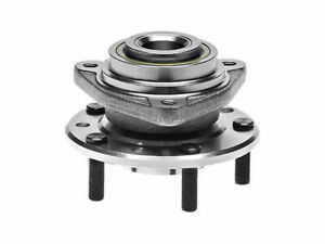 For 1991-1993 GMC Sonoma Wheel Hub Assembly Front 16473PY 1992 4WD