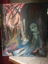 quadro ad olio copia Picasso 60 x 70