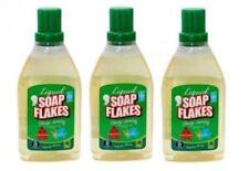 3 x Dri-PAK fiocchi di sapone liquido 750 ml sapone puro senza aggiunta FRAGRANZE PROFUMI