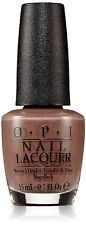 OPI Nail Laquer Polish - Over the Taupe 15ml + NAIL STICKERS
