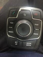 Citroen DS5 Navigation, Traffic Aid, Radio, Media, phone control Switches #6393J