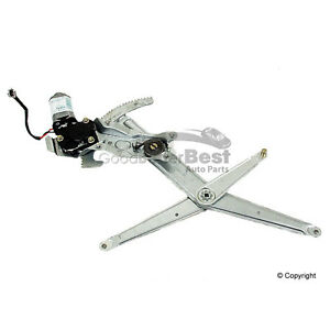 One New Pimax Window Regulator Front Right PX5706R 3503521 for Volvo