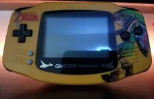 LINK (Zelda) Gameboy Advance -- E1000 EDITION (Rare Shell)