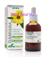 Extracto Damiana Soria Natural 50ml_estimulante sexual_antidepresivo