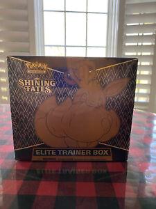 Shining Fates Elite Trainer Box Pokemon ETB Brand New Factory Sealed