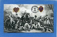 Sc # 3784 Purple Heart S&T Cachets First Day Cover