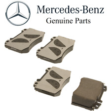 For Mercedes C209 C215 R171 R230 W203 W211 W219 W220 Front Brake Pad Set Genuine