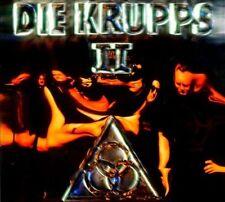 DIE KRUPPS - II: FINAL OPTION + THE FINAL OPTION REMIXED [DIGIPAK] NEW CD