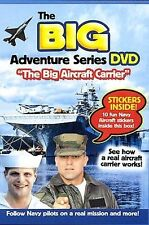 Big Adventures Series - The Big Aircraft Carrier (DVD, 2007)