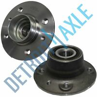 Set of (2) NEW Rear Driver and Passenger Wheel Hub and Bearing Assembly w/ FWD