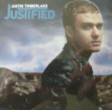 Justin Timberlake - Justified   (CD) . FREE UK P+P ............................